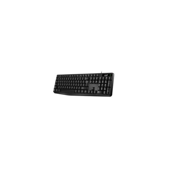 کیبورد سیمی جنیوس مدل Genius Classic and Comfortable Wired Keyboard