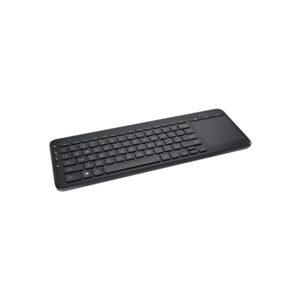 کیبورد بی سیم مایکروسافت مدل Microsoft Wireless All -in-one Media Keyboard
