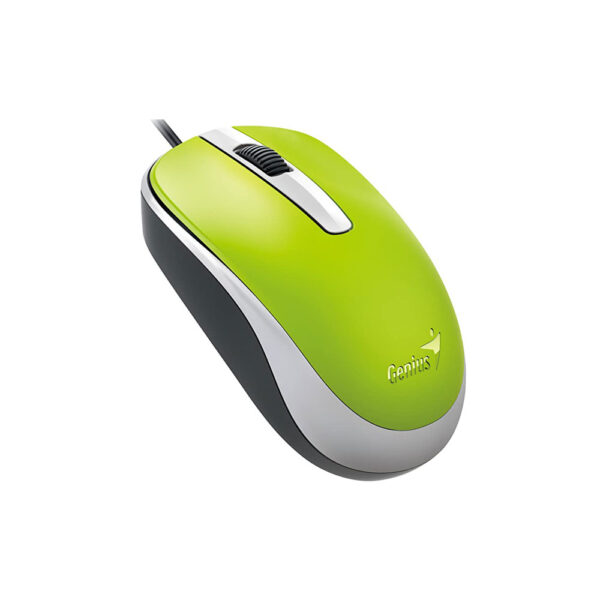 موس با سیم جنیوس مدل Genius DX-120 mouse