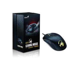 موس گیمینگ با سیم جنیوس مدل Genius GX Gaming ratones M6 – 600