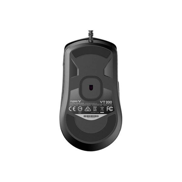 موس گیمینگ بی سیم رپو مدل Rapoo VT200 Gaming Optical Mouse