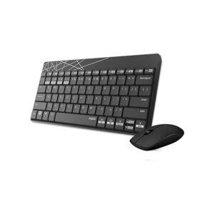 کیبورد و موس بی سیم رپو مدل Rapoo 8000M Wireless Optical Mouse & Keyboard