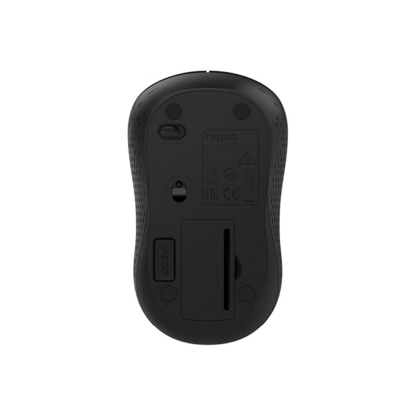 موس بی سیم رپو مدل Rapoo M20 Optical Wireless Mouse