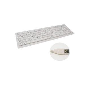 کیبورد سیمی جنیوس مدل Genius Slim Star Wired Keyboard 130