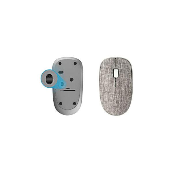 موس بدون صدا بی سیم رپو مدل Rapoo M200 Plus Silent Wireless Mouse