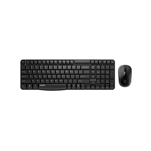کیبورد و موس بی سیم رپو مدل Rapoo X1800s Wireless Optical Mouse & Keyboard