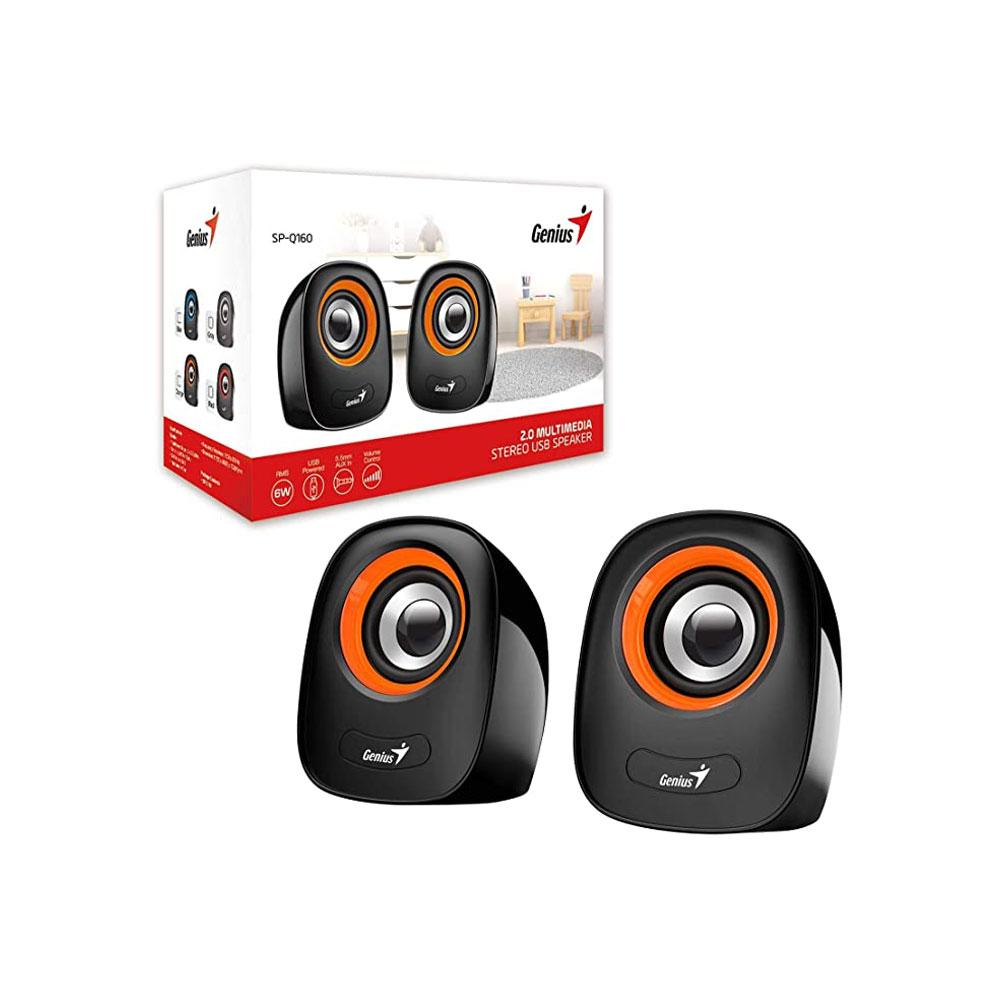 اسپیکر جنیوس مدل Genius SP-Q160 Wired Speaker