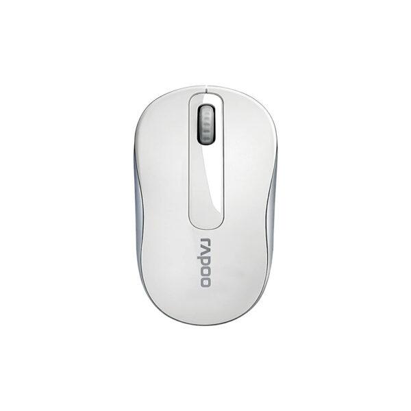 موس بی سیم رپو مدل Rapoo M10 Optical Wireless Mouse
