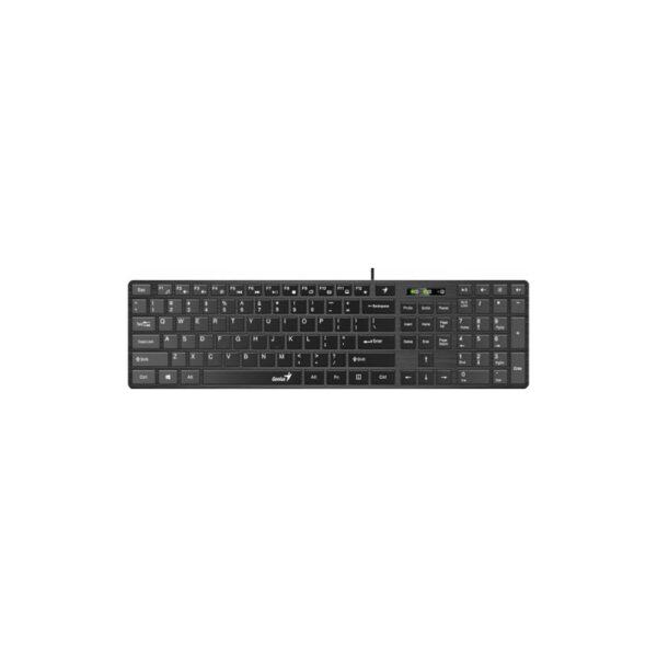 Genius Slim Star Wired Keyboard 126
