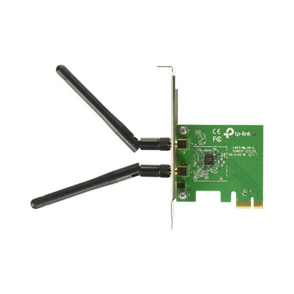 کارت شبکه بیسیم تی پی لینک مدل TP-Link TL-WN881ND PCIe WiFi Card