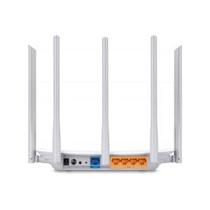 روتر بی سیم دو باند تی پی لینک مدل TP-Link Archer C60 Ac1350 Router