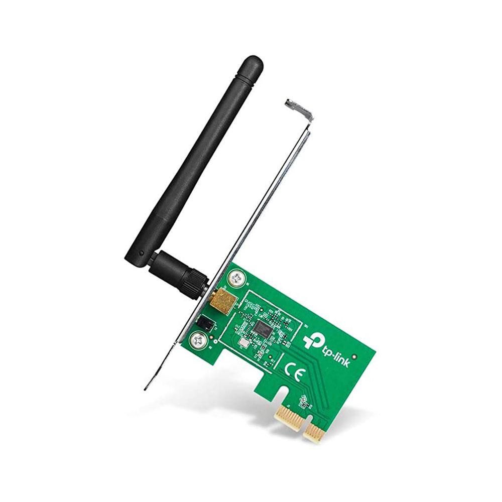کارت شبکه بیسیم تی پی لینک مدل TP-Link TL-WN781ND PCIe WiFi Card