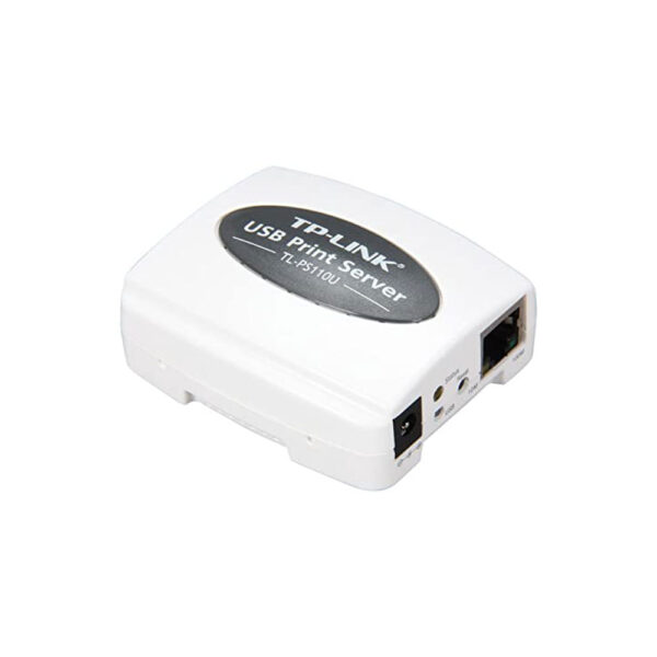 پرینت سرور تک پورت تی پی لینک مدل TP-Link TL-PS110U TL-PS110U Single port Print Server