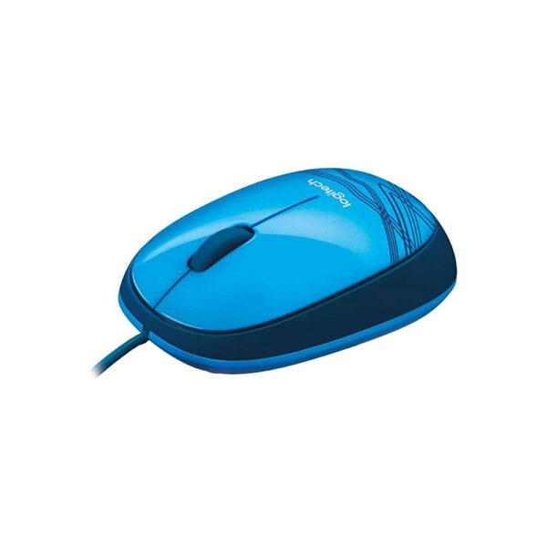 موس با سیم لاجیتک مدل Logitech M105 Wired Mouse
