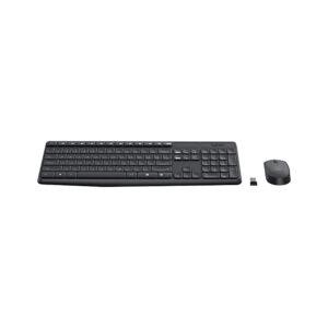 کیبورد و موس بی سیم لاجیتک مدل Logitech MK235 Wireless Keyboard and Mouse