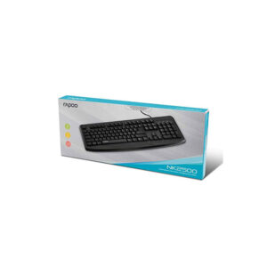 کیبورد سیمی رپو مدل Rapoo NK2500 Wierd Optical Keyboard