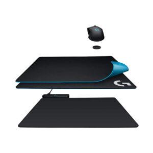 موس پد گیمینگ لاجیتک مدل Logitech Powerplay Wireless Charging System Mouse Pad