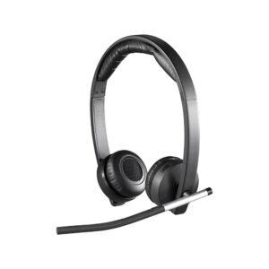 هدست بی سیم لاجیتک مدل Logitech H820e Wireless Headset