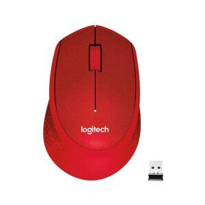 موس بی صدا بی سیم لاجیتک مدل Logitech M330 Silent Click Wireless Mouse