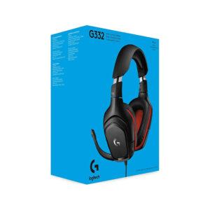هدست گیمینگ لاجیتک مدل Logitech G332 Wired Gaming Headset