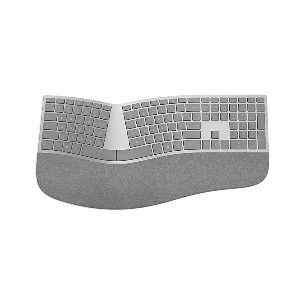 کیبورد بی سیم مایکروسافت مدل Microsoft Surface Ergonomic Keyboard