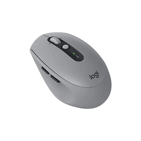موس بی صدا بی سیم لاجیتک مدل Logitech M590 Silent Click Wireless Mouse