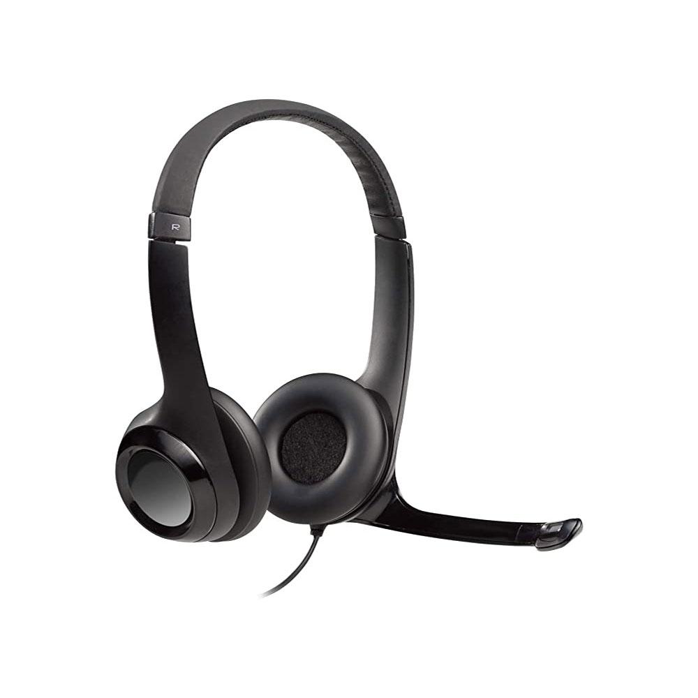 هدست لاجیتک مدل Logitech H390 USB Headset