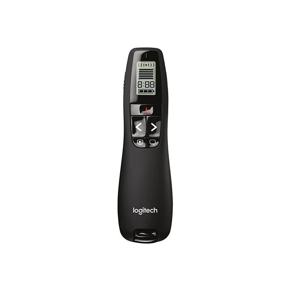 پرزنتر بیسیم لاجیتک مدل Logitech R700 Wireless Presenter