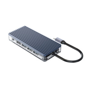 هاب 11 پورت USB-C اوریکو