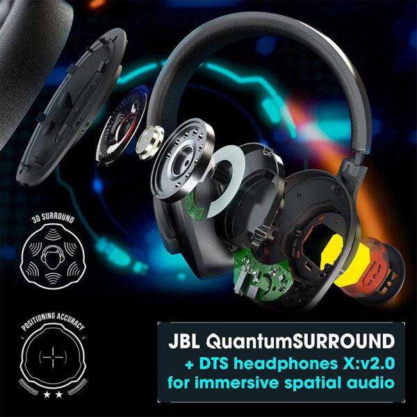 JBL Quantum 400 gaming head set