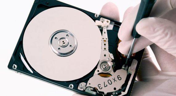 خرابی هارد دیسک
